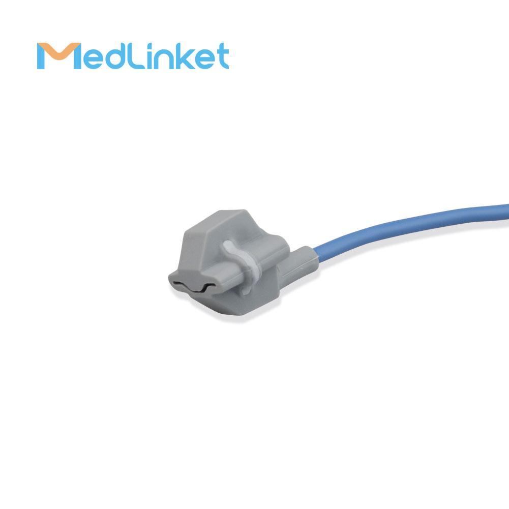 美的連血氧儀成人指套短線探頭,0.9米 10