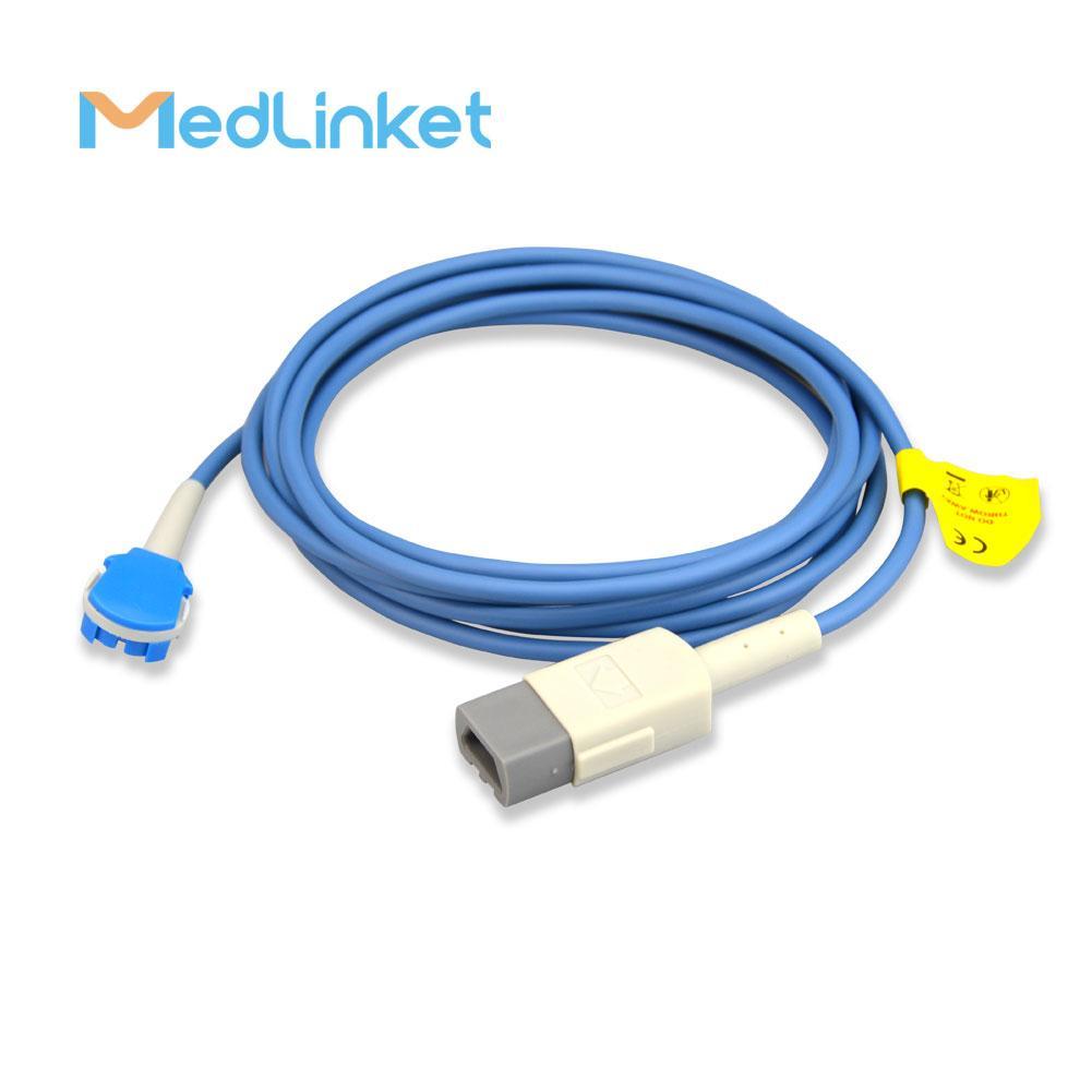 GE-歐美達 OXY-MC3 血氧延長線,DB9轉8pin 1