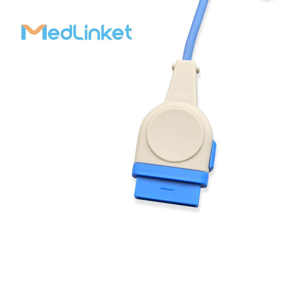 GE 歐美達 OXY-ES3血氧延長線,11pin轉爪子8pin 3
