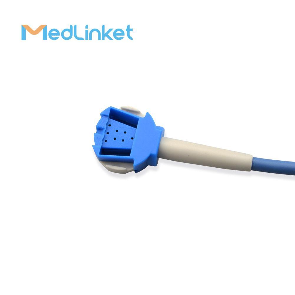 GE 歐美達 OXY-ES3血氧延長線,11pin轉爪子8pin 5