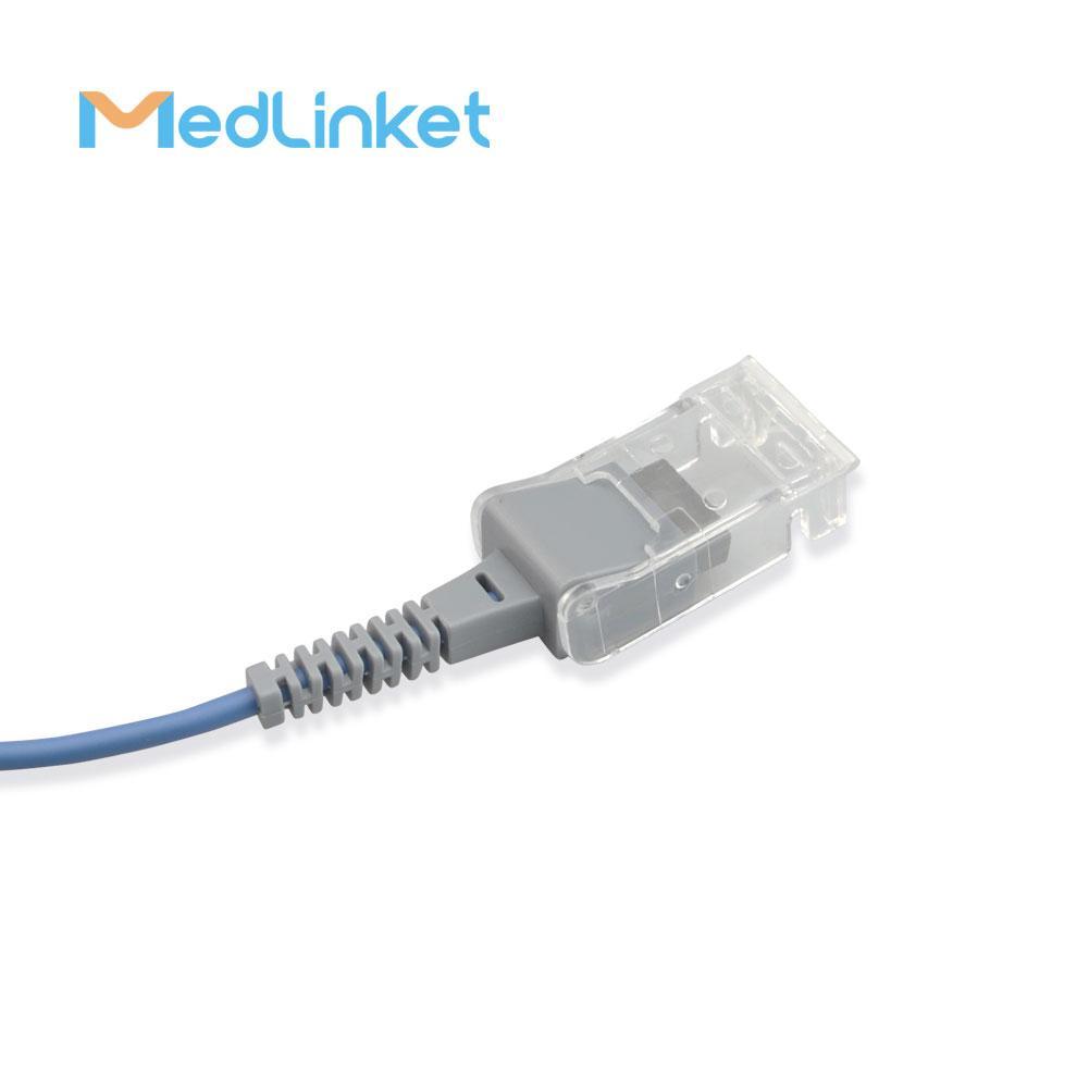 寶萊特/康泰M8000 血氧延長線,5pin轉DB9pin 8