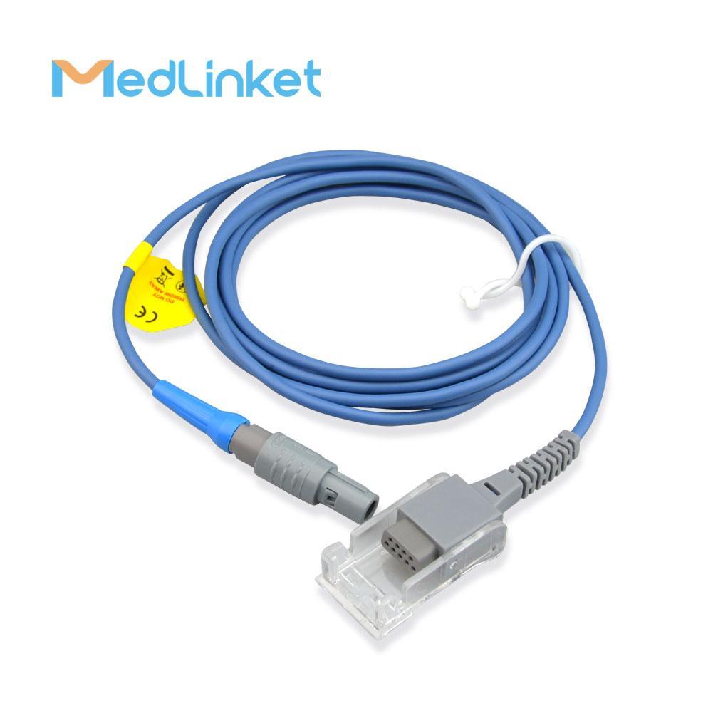 寶萊特/康泰M8000 血氧延長線,5pin轉DB9pin 2