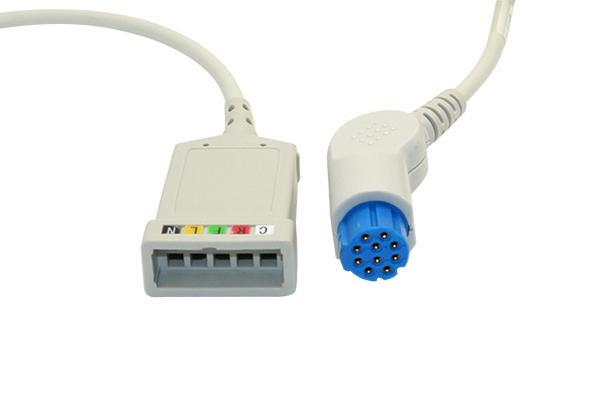 德恩歐美達5導電纜,9英呎,美標/歐標 2