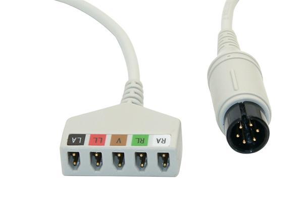 飛利浦M3921A5導電纜,9英呎,歐標/美標 1