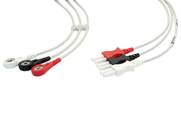 太空三導心電導聯線,61cm 1