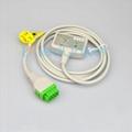 GE醫療Eagle十二導心電圖機電纜,2.2米 1