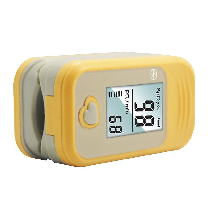 Blood oxygen SpO2 oximeter monitor