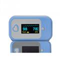 溫度脈搏血氧儀