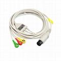 ECG心電電纜和導聯線