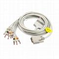 EKG心電電纜和導聯線