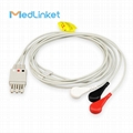 M1673A 3lead with leadwires,102cm