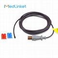 21075A Adult Reusable Rectal Probe,10ft,