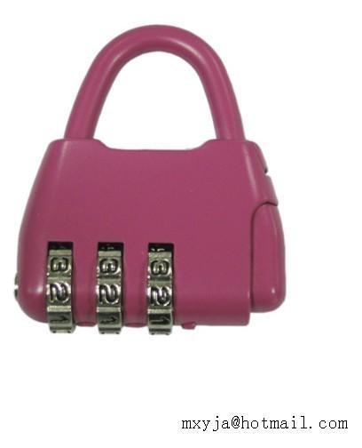 combination padlock 1