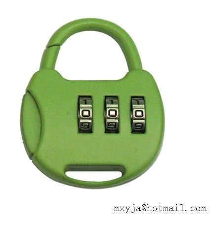 combination padlock 2