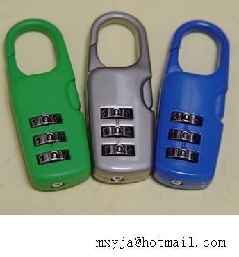 combination padlock 4