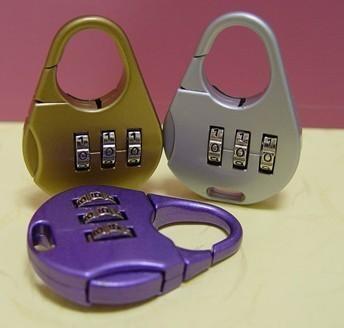 combination padlock 5