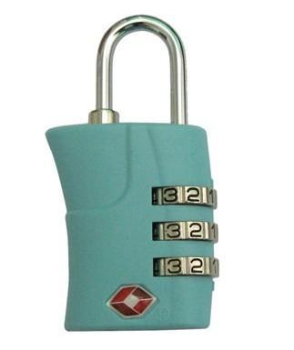 TSA 3dial combination lock 1