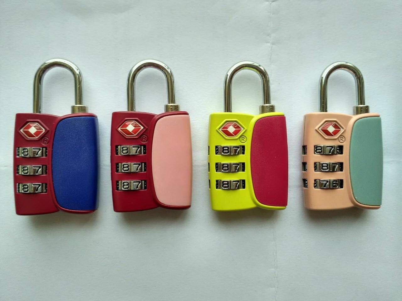 TSA combination padlock 2
