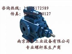 液壓潤滑裝置用SN三螺杆泵