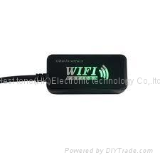 WiFi OBD-II Car Diagnostics Tool for Apple iPad iPhone iPod Touch 3