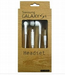 in-Ear Earphone for Smartphone& Mobile Phone Earphone
