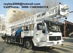 BZC400ZY  水400汽车移动式工程水井钻机
