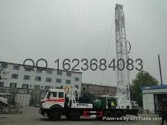 北奔重卡600米 工程水井鑽機