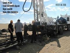 BZ400ZY 车载移动式水井钻机