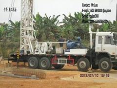 500米车载水井工程钻机