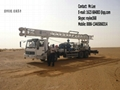 lowest price 400m truck mounted water well drilling rigs for sale 2