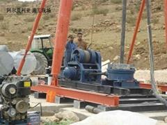 水600人字架工程水井钻机