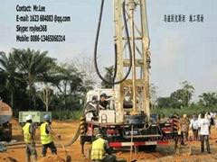 BZC350ZY 车载水井钻机
