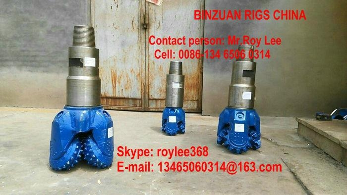 borehole drilling for 400m well 4
