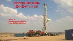 1000-1500米 水井鑽機