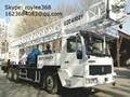 BZC400HW  truck mounted water well drill
