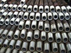 drilling pipe and drill rod