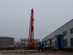 100-400米深-小拖挂牽引式打井設備
