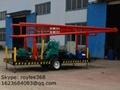 400m trailer mounted borehole machines