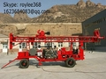 The Chinese cheapest 300m drill rig