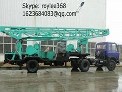 BZT-600 牵引式工程水井钻机