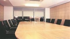 会议室遮光卷帘窗帘
