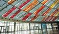 玻璃屋顶FSS电动遮阳帘