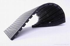 Newflex 2012 P10 rubber semi-flexible led screen