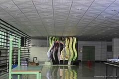 P6mm  Curved  flexible led screens manufacture