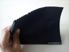 P4mm flexible led screens for TV studio