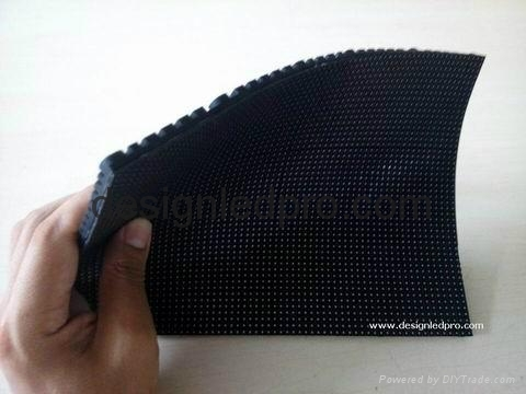 P4mm flexible led screen direct supplier 2
