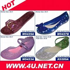 精美工艺凉鞋