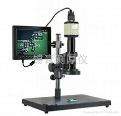 視頻顯微鏡