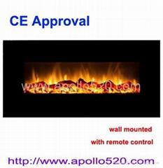 Wall Mounted Fireplace Heater