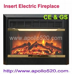 Electric Heater Fire Place Insert